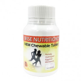 Wise Nutrition NEM Chewable Tablet, 7 Days Rapid, Joint Pain Relief