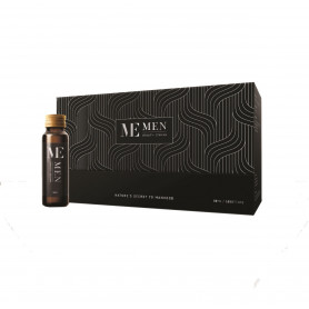 MeMEN Stamina Drink | Masculine Energy Booster for Men | libido booster |sexual performance |Increases testosterone