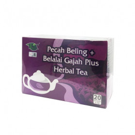 TKC Pecah Beling + Belalai Gajah Plus Herbal Tea
