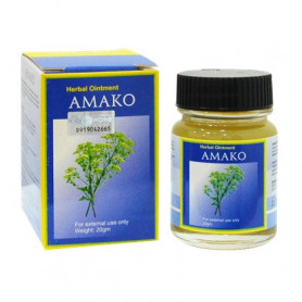 Amako Medicated Herbal Ointment