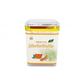 Khang Shen Yellow Cow Wood Tea