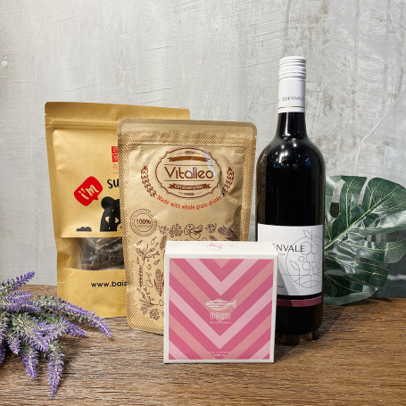 Perfect Gift For Beloved BFF Gift Set