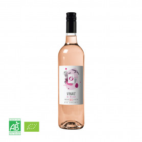 VINA'0° Alcohol Removed Wine Le Rose