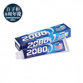 2080 Dental Clinic Cavity Protection Adult Toothpaste 120g