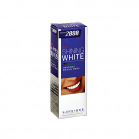 2080 Dental Clinic Shining White 3D Effect Adult Toothpaste 100g